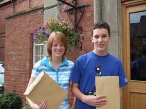 2007 A Level Results