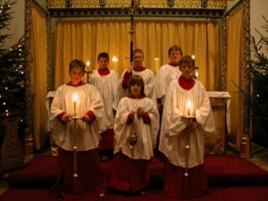 Carol Services Attract Record Attendance