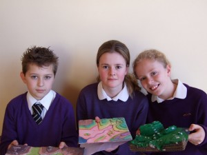 Year 7 Pupils Create Model Competition