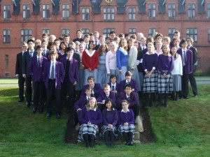 ELLESMERE COLLEGE GOES INTERNATIONAL