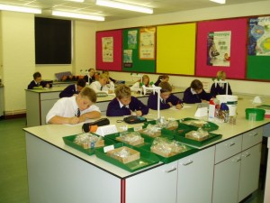 Dedicated Junior Science Laboratory at Ellesmere College