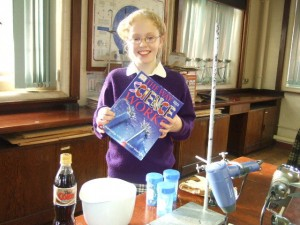 Winners of the Ellesmere College Year 8 Physics Competition Announced