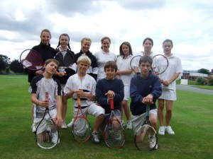 Tennis Successes at Ellesmere College