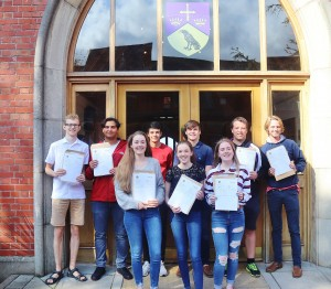Outstanding A Level Results for Ellesmere College Students