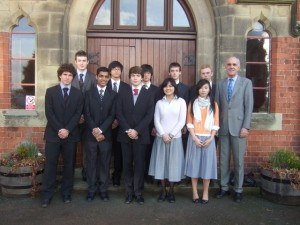 Ellesmere College Pupils Succeed with the 2008 Senior Mathematics Challenge