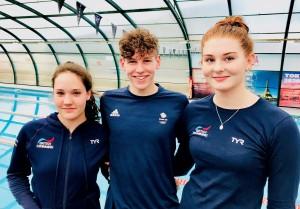 european junior swimming championships
